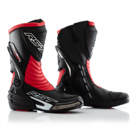 RST Tractech Evo 3 Boots Red CE